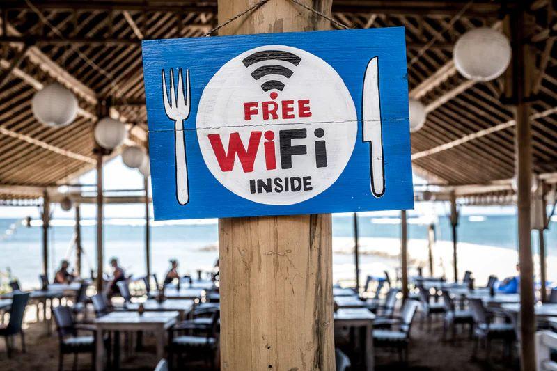 Free WiFi Inside
